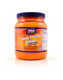 Whey Protein Isolate, Natural Unflavored 1.2 Lb afbeelding