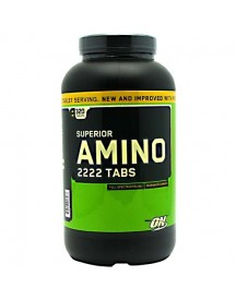 Superior Amino 2222 - Optimum - 320 Tabletten afbeelding