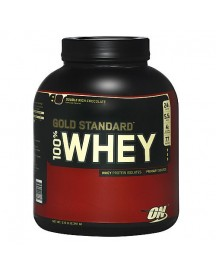 100_whey_gold_standard - 2273 Gram - Strawberry/banana afbeelding