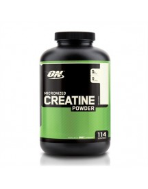 Optimum Nutrition, Micronized Creatine Powder, Unflavored, 1.32 Lb (600 G) afbeelding