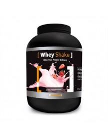 Whey_shake - Revolutions - 2270 Gram - Strawberry afbeelding