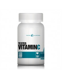 Tested Vitamine C-1000 - 100 Tabletten afbeelding