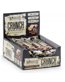 Warrior - Crunch Protein Bars 12 Bars Salted Caramel afbeelding