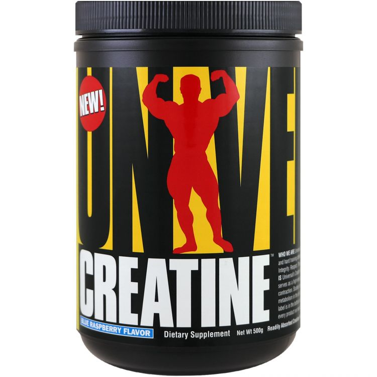 Image Creapure Creatine - Universal - 500gr - Fruit Punch