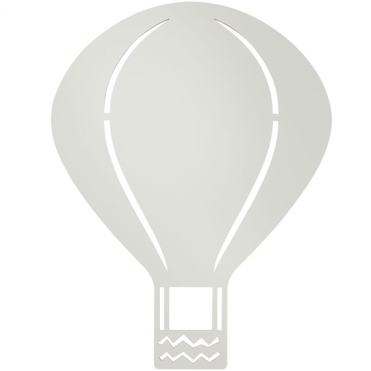 Image Ferm Living Air Balloon Wandlamp Led Grijs
