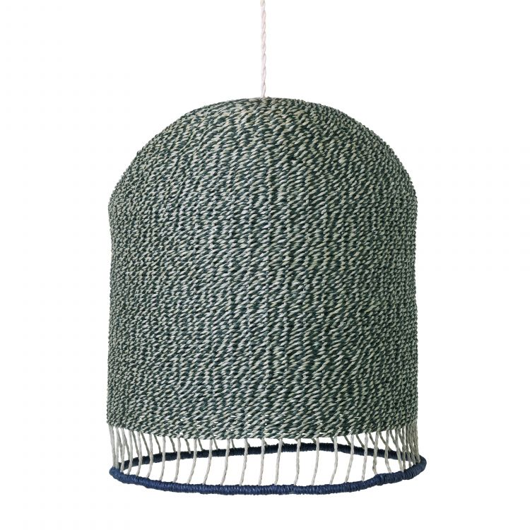 Image Ferm Living Braided Hanglamp Tall