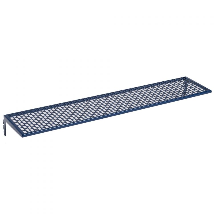 Image Hay Pinorama Shelf Wandplank Large Dark Blue