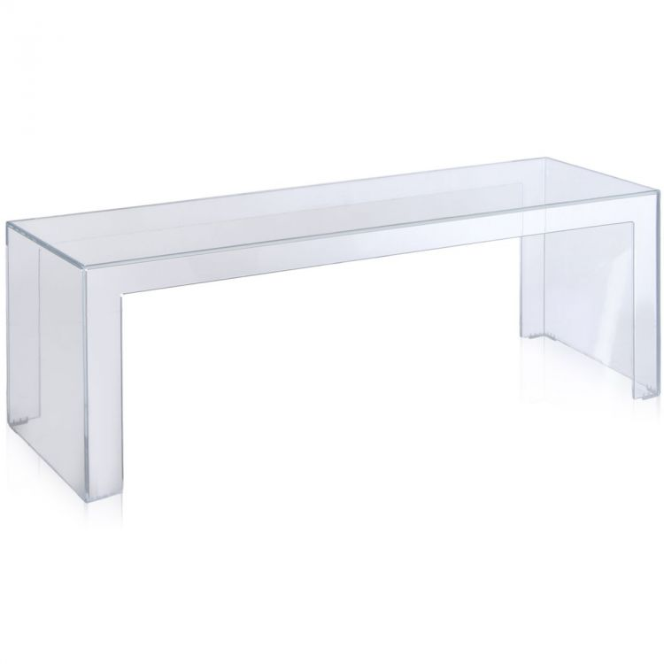 Image Kartell Invisible Side High Tafel Transparant
