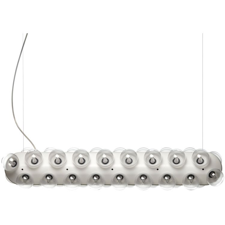 Image Moooi Prop Light Double Horizontal Hanglamp Led