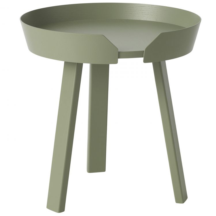 Image Muuto Around Coffee Salontafel Small Groen 45