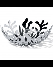 Alessi Mediterraneo Fruit Holder Small Zilver afbeelding