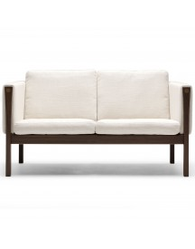 Carl Hansen & Son Ch162 Bank Geolied Walnoot Sunniva 811 afbeelding