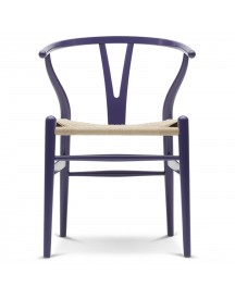 Carl Hansen & Son Ch24 Wishbone Stoel Colours Natural Paper Cord afbeelding