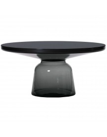 Classicon Bell Coffee Black Salontafel 75 Quartz Grijs afbeelding