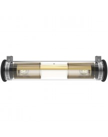 Dcw éditions In The Tube 100-500 Wandlamp Goud afbeelding