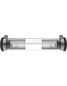 Dcw éditions In The Tube 100-500 Wandlamp Zilver afbeelding