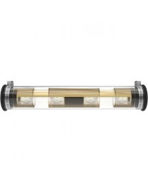Dcw éditions In The Tube 120-700 Wandlamp Goud afbeelding