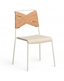 Design House Stockholm Torso Stoel Essenhout/naturel afbeelding