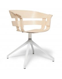 Design House Stockholm Wick Swivel Stoel Essen afbeelding