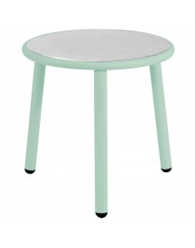 Emu Yard Coffee Table Bijzettafel Staal Mint Green 50 afbeelding
