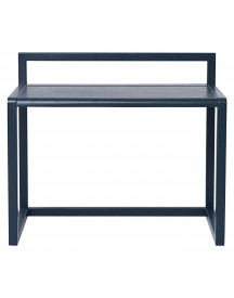 Ferm Living Little Architect Kinderbureau Donkerblauw afbeelding