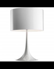 Flos Spun Light T2 Tafellamp Eco Wit Glans afbeelding