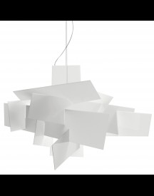 Foscarini Big Bang Hanglamp Led Wit afbeelding