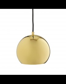 Frandsen Ball Metallic Hanglamp Messing afbeelding