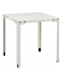 Functionals T-table Tafel Wit 70x70 afbeelding