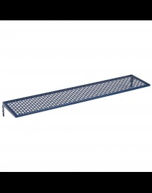 Hay Pinorama Shelf Wandplank Large Dark Blue afbeelding
