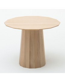 Karimoku New Standard Colour Wood Dining Tafel Naturel 95 afbeelding