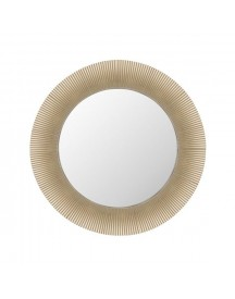Kartell All Saints Spiegel Metallic Goud afbeelding