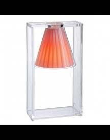 Kartell Light-air Tafellamp Roze afbeelding