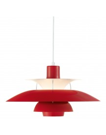 Louis Poulsen Ph 50 Hanglamp Chili Red afbeelding