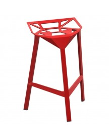 Magis Stool One Medium Rood afbeelding