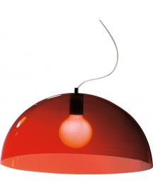 Martinelli Luce Bubbles 55 Hanglamp Rood afbeelding