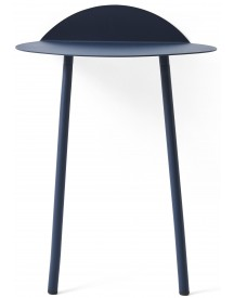 Menu Yeh Wall Low Bijzettafel 40x32 Midnight Blue afbeelding