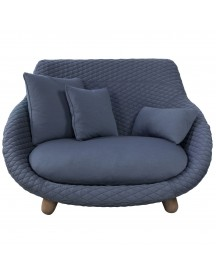 Moooi Love Sofa Bank High Graphite afbeelding