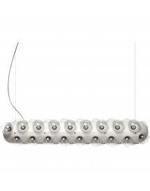 Moooi Prop Light Double Horizontal Hanglamp Led afbeelding