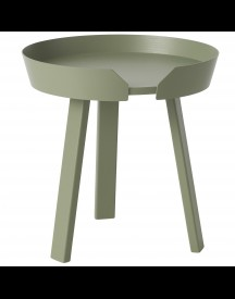 Muuto Around Coffee Salontafel Small Groen 45 afbeelding