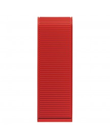 Pastoe A'dammer Kast H170 Medium Tomato Red afbeelding