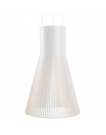 Secto Design Magnum 4202 Hanglamp Wit afbeelding