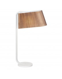 Secto Design Owalo 7020 Tafellamp Led Walnoot afbeelding