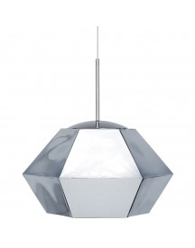 Tom Dixon Cut Short Hanglamp Chrome afbeelding