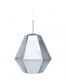 Tom Dixon Cut Tall Hanglamp Chrome afbeelding