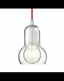 &tradition Bulb Hanglamp Rood afbeelding