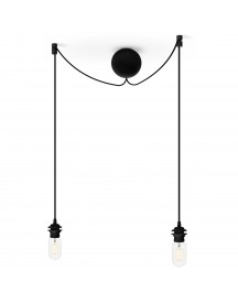 Vita Cannonball Cluster 2 Hanglamp afbeelding