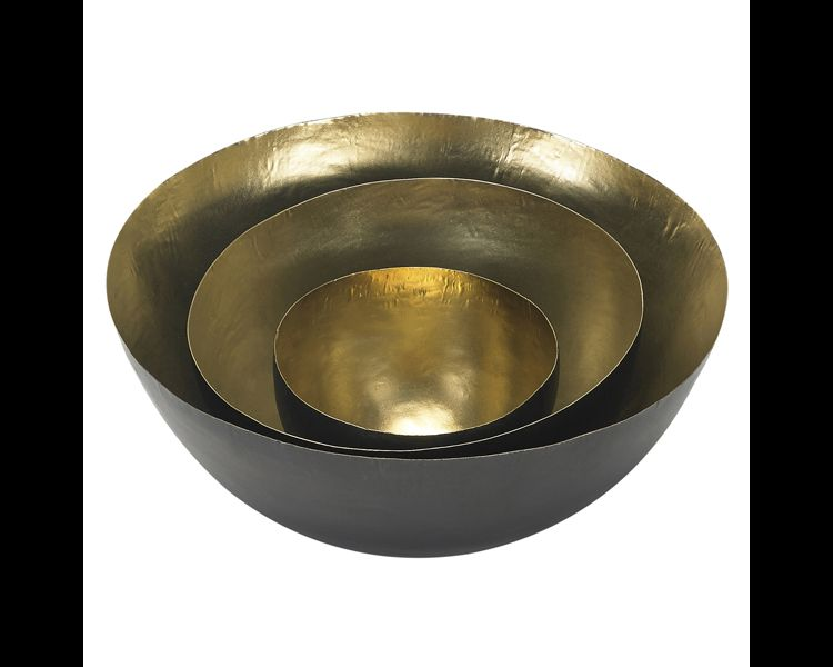 Image Tom Dixon Form Bowl Deep Schaal Set 3