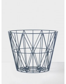 Ferm Living Wire Basket M Mand M (50 X 40 Cm) afbeelding