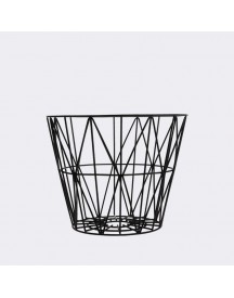 Ferm Living Wire Basket Mand S (40 X 35 Cm) afbeelding